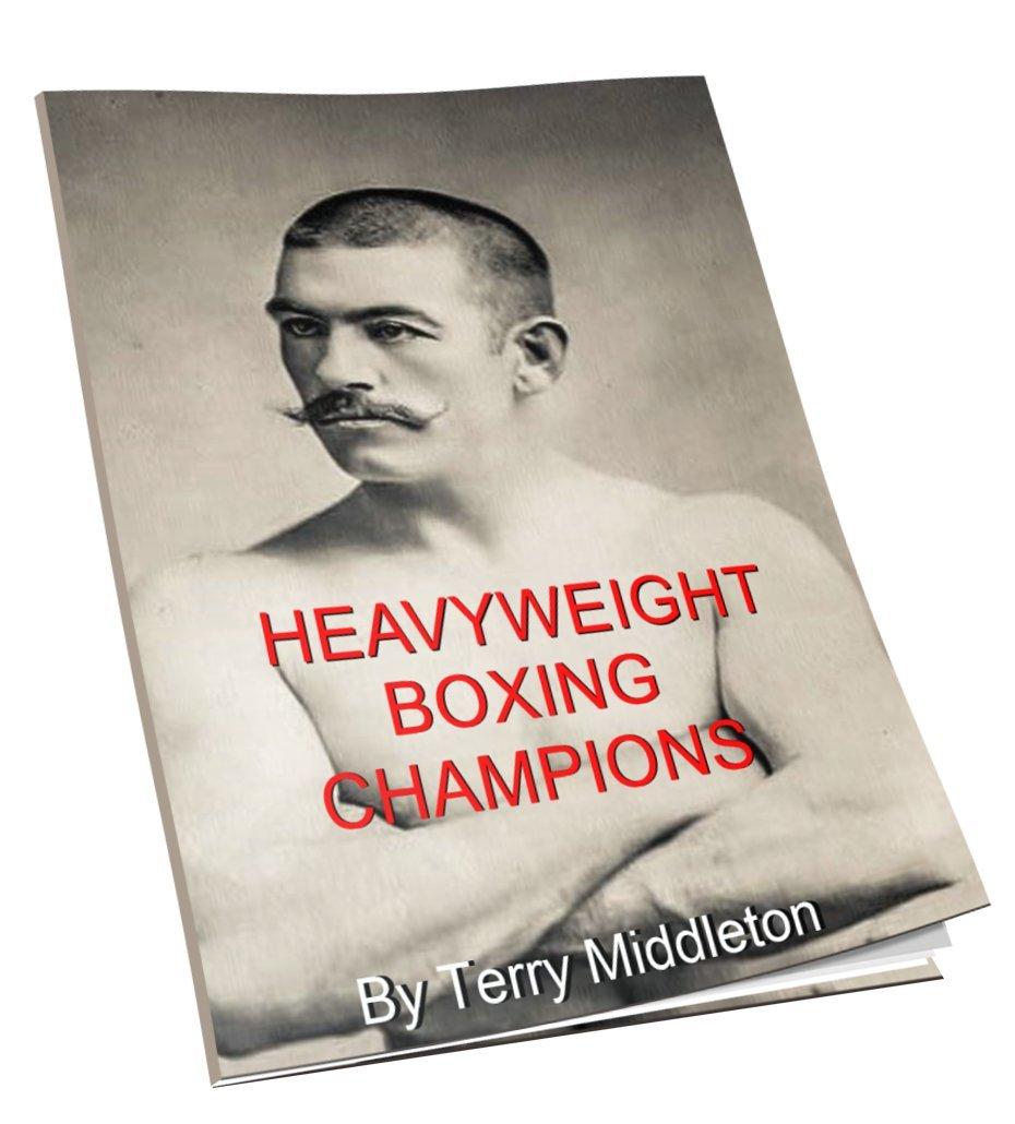 Dennis Middleton >> Heavyweight Boxing Champions Terry Middleton Dennis Alm