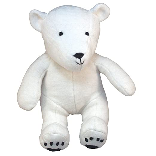 Under the Nile® Polar Bear Plush Toy