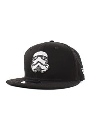 3b0d37373e8 Image Unavailable. Image not available for. Color  New Era Star Wars  Essential Storm Trooper 9fifty 950 Youth Snapback Cap ...