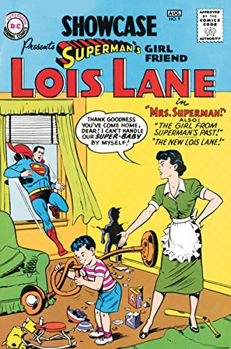Superman's Girlfriend Lois Lane Archives Vol. 1