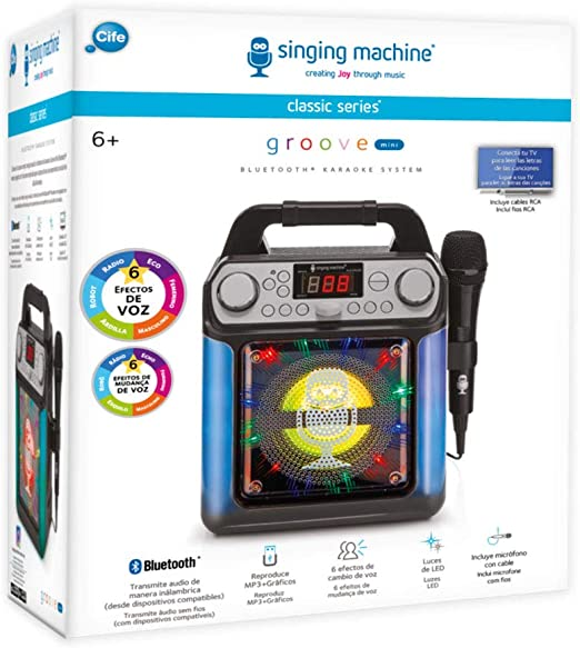 Amazon.es: KARAOKE 2019, Multicolor (CIFE Spain 41918)