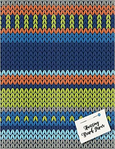 Knitting Graph Paper Knitting Design Graph Paper 40 Stitches 50