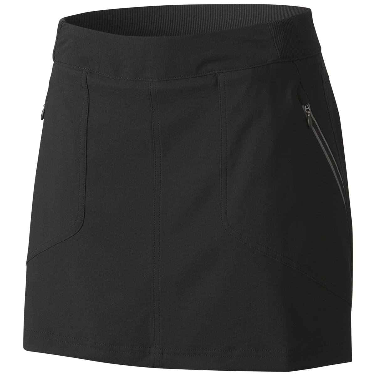 Columbia Women's Bryce Canyon Skort, Black, X-Small