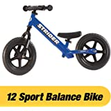 Strider 12 Sport Bicicletta per Bambini, 18 Mesi - 5 Anni
