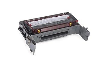 ASP ROBOT - CARRO DE EXTRACTORES - Caja motora de engranajes para Roomba 870 Serie 800. Recambio ORIGINAL central repuesto compatible para aspirador irobot ...