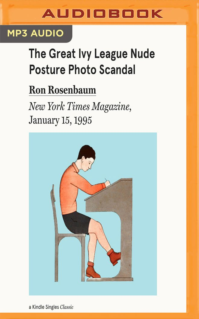 GRT IVY LEAGUE NUDE POSTURE M: New York Times Magazine ...