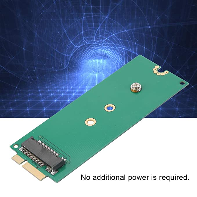 ASHATA M.2 Adaptador SSD NGFF para MACBOOK Pro 2012 A1425 A1398 ...