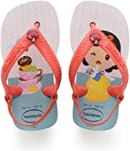 Sandália New Baby Disney Princess, Havaianas