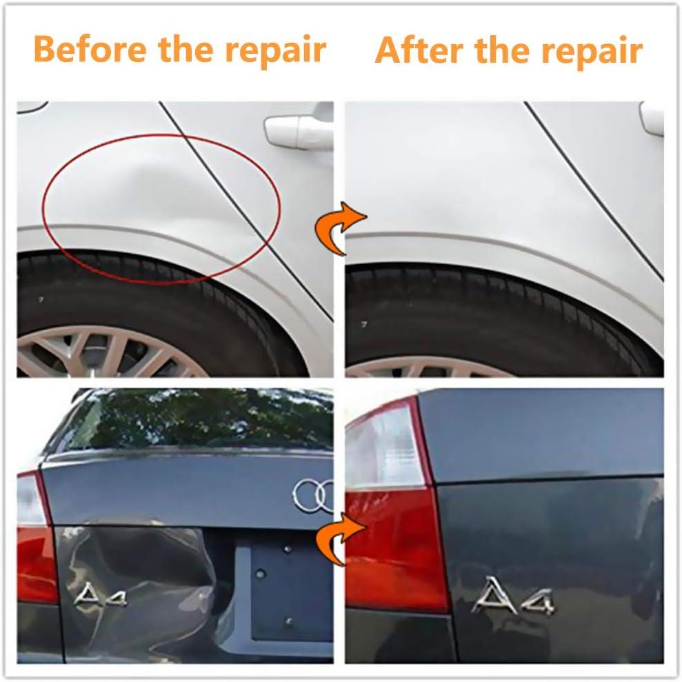 MENQANG Dent Repair Kit doutils de r/éparation pour voiture Body Hail Damage V/éhicule Dellure//gr/êle /Élimination