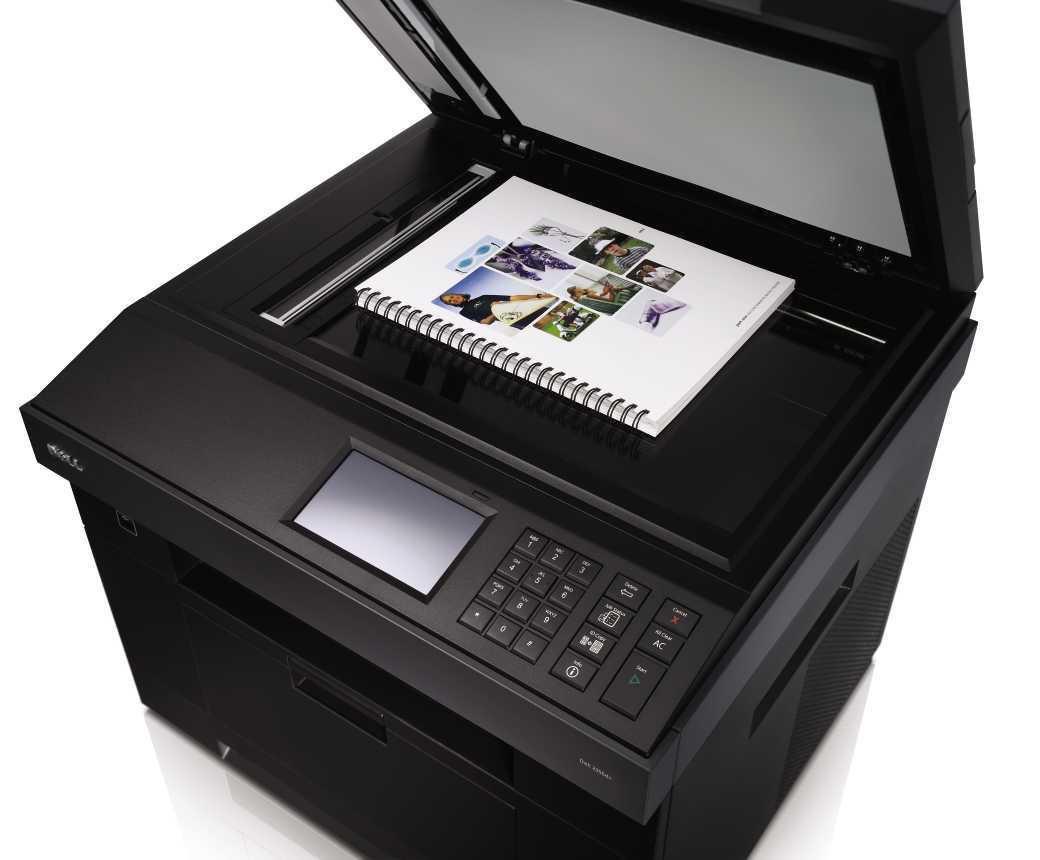 Dell 2350D Mono Duplex Laser Printer 38ppm 1200dpi USB