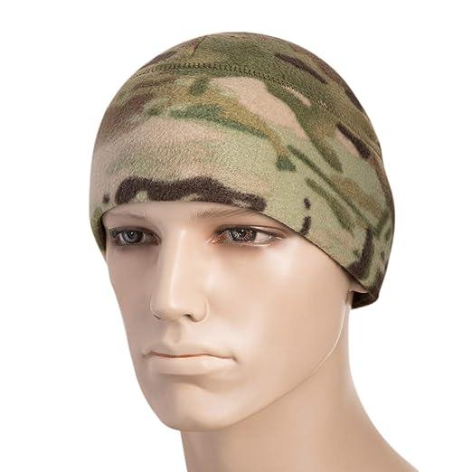 82bb23b9495 M-Tac Watch Cap Fleece 260 Slimtex Mens Winter Hat Military Tactical Skull Cap  Beanie