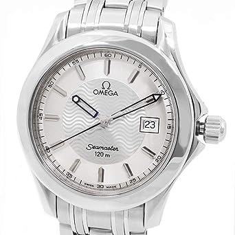 on sale 9062c 62f6c Amazon | [オメガ]OMEGA 腕時計 シーマスター120mクォーツ 2511 ...