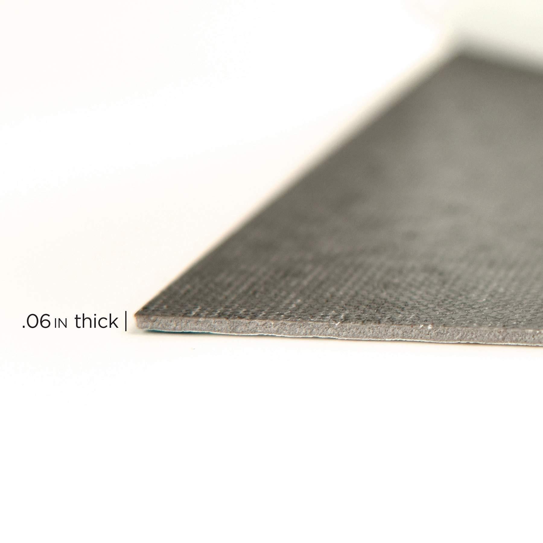 FloorPops FP2484 Sienna Peel & Stick Tiles Floor Decal, Blue by FloorPops (Image #4)