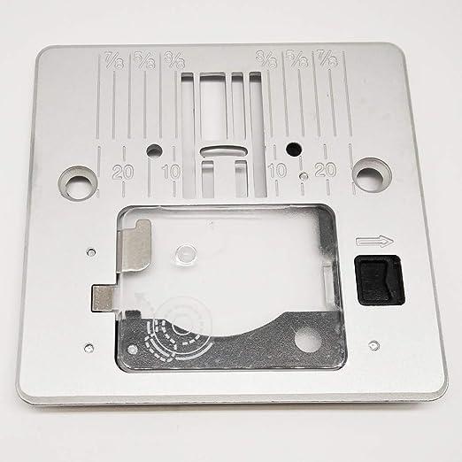 HONEYSEW 416472401 - Plato de aguja con cubierta para Singer 4411 ...