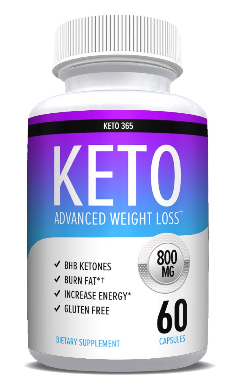 Keto Pills for Weight Loss - Appetite Suppressant for Women & Men - Reach Ketosis Fast - Energy & Metabolism Boost - 60 Count by Nature Driven
