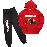 P-Iggy R-oblox - Sudaderas y pantalones deportivos para niños y niñas