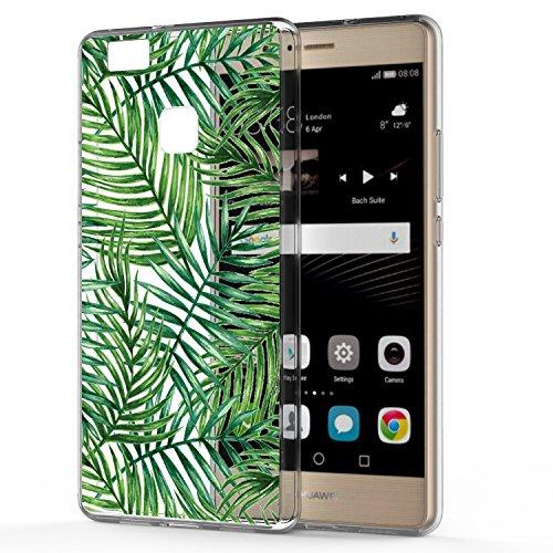 Trasparente Neivi Color con Custodia Morbida Cover Lite P9 TPU Huawei Cases Silicone Huawei Posteriore Disegni Lite 5 P9 Gel qRnXrR1w