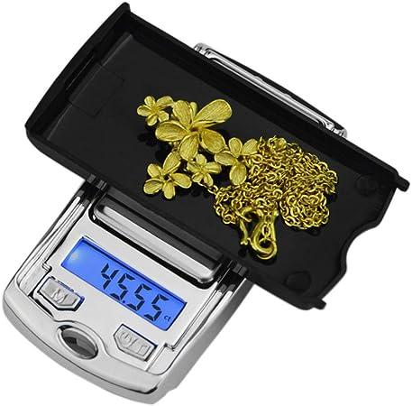 Cuiedailqhb 100g//0.01g Mini Portable Jewelry Electronic Scale Balance Car Key Ring Keychain