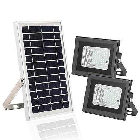 Remote Control Solar Flood Lights Outdoor Moresun 6w Dual 42 Leds