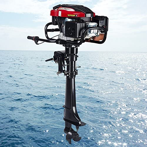 7HP 船外機モーターエンジン 船外モーター 4ストローク 空気注入式 釣りボートエンジン 4ストローク 船外機モーター 冷却 空気冷却 優れたボートエンジン 小型釣りボート用