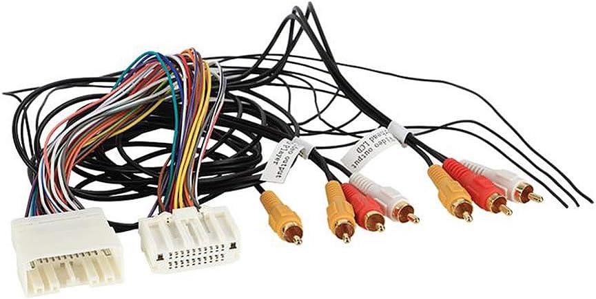 Rückfahrkamera Adapter Geeignet Für Chrysler Town Elektronik