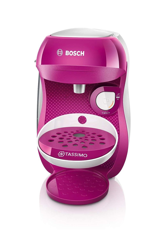 Bosch TASSIMO Happy 20 EUR Gutscheine* Milka Bonbons Daim Kaffeemaschine