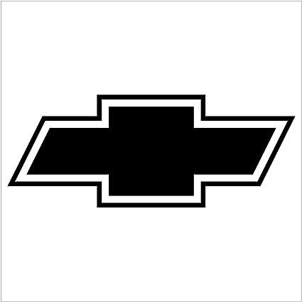 Amazon Chevy Symbol Car Truck Notebook Vinyl Decal Sticker
