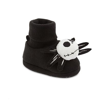 54c98fc5294 Disney Nightmare Before Christmas Jack Skellington Baby Costume Shoes - Boy  (12-18 mo