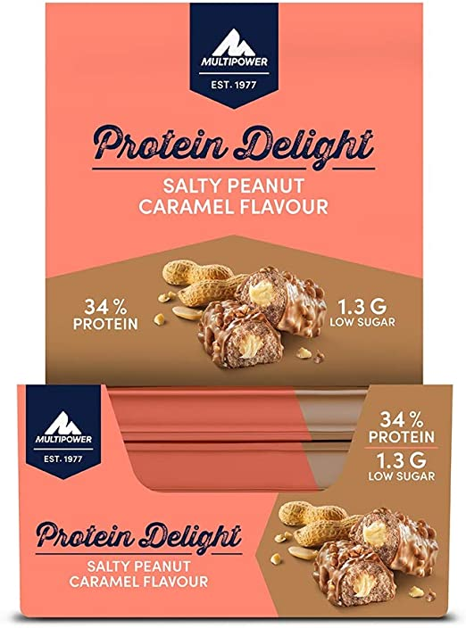 Multipower Protein Delight (18x35g) 18 Unidades 630 g