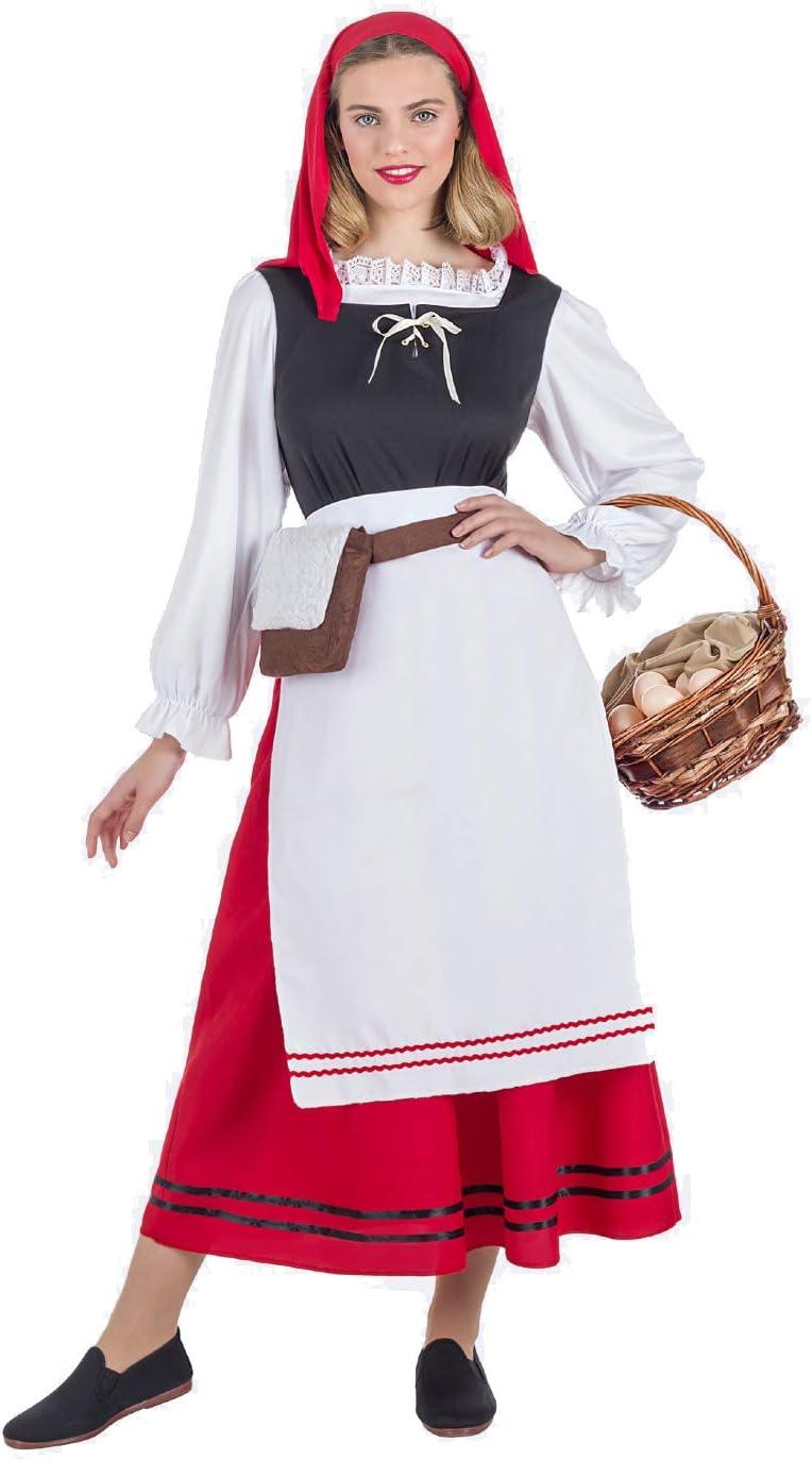 Banyant Toys Disfraz Pastora Mujer: S