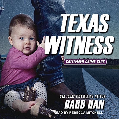 Texas Witness: Cattlemen Crime Club Series, Book 5