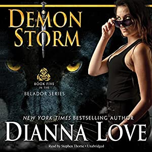 Demon Storm Audiobook