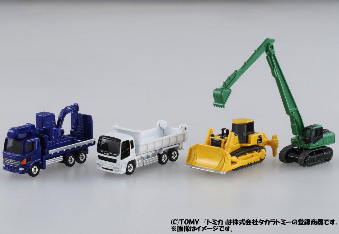 トミカギフト 建設車両セット5