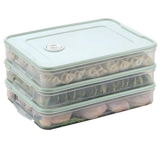 ZKLNJ - Caja de almacenamiento para alimentos congelados, para ...