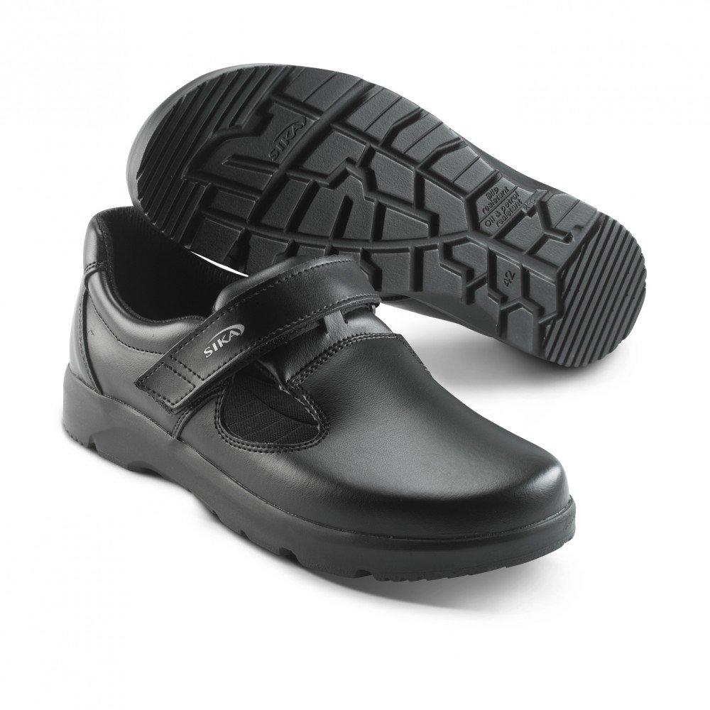 OptimaX Sandale ohne Stahlkappe + schwarz O1 + SRA + Stahlkappe BGR 191 - db0092