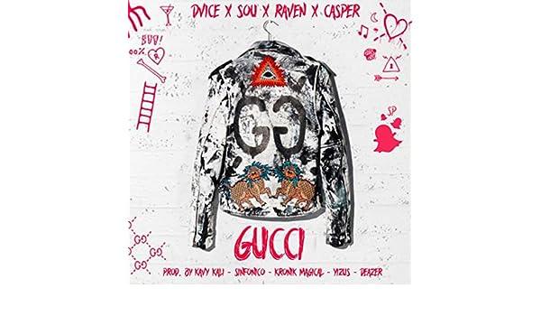Gucci [Explicit] by Dvice & Casper Magico & Sou El Flotador on Amazon Music - Amazon.com