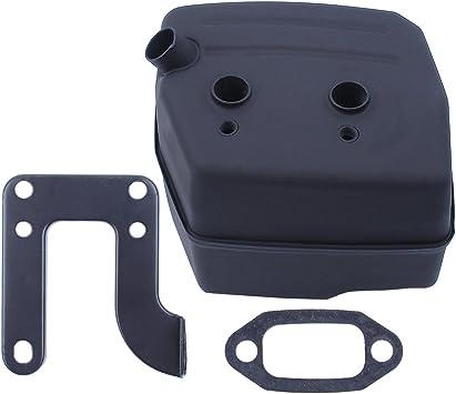 Crankcase Cylinder Muffler Gasket For Husqvarna 61 66 162 266 268 272 Chainsaw