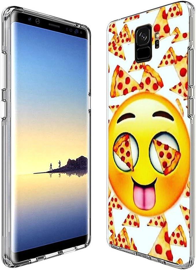 Good Vibes éléphant Marbre Coque Samsung Galaxy S9 Clair, par ...