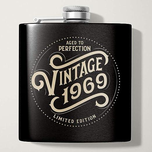 Amazon.com: 1969 50th cumpleaños regalos para hombres ...
