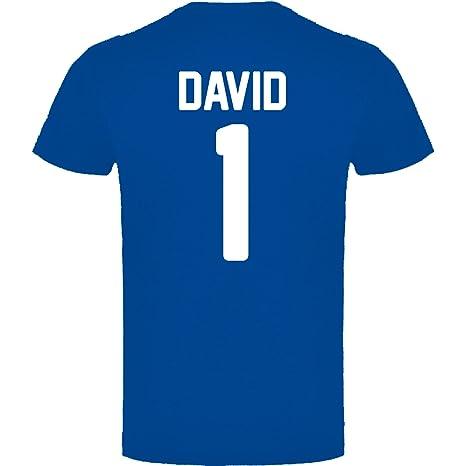 Lolapix Camiseta seleccion de Futbol Personalizada con Nombre y número. Camiseta de algodón para Hombre. Elige tu seleccion. Francia: Amazon.es: Hogar