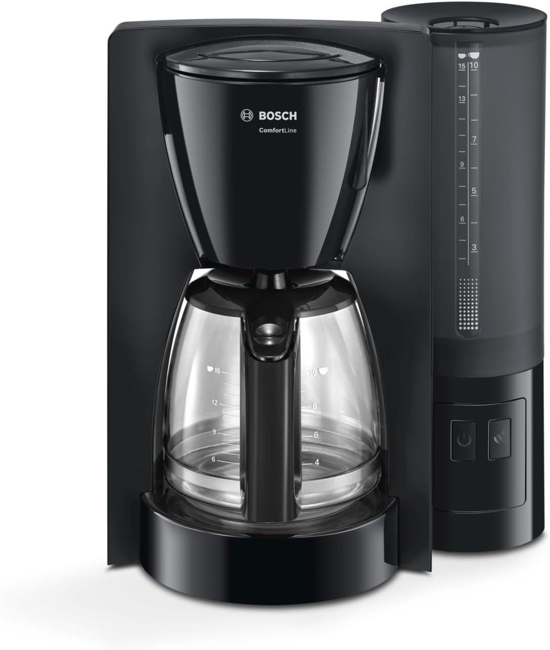 Bosch Comfort Line TKA6A043 - Cafetera de filtro / goteo, 1200 W ...