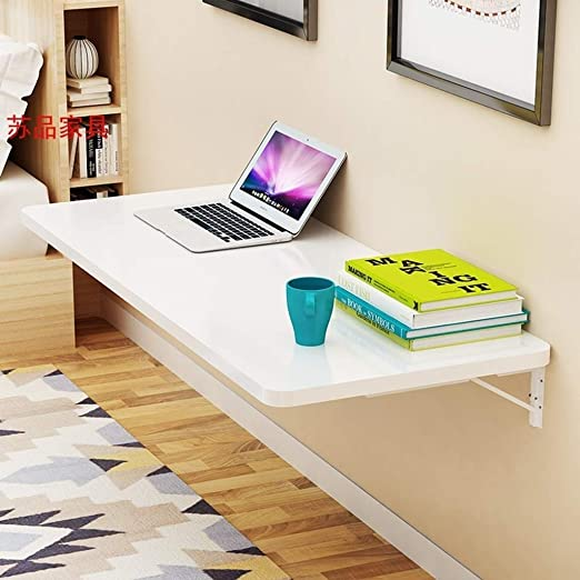 Mesa plegable plegable para montar en la pared Mesa portátil Mesa ...