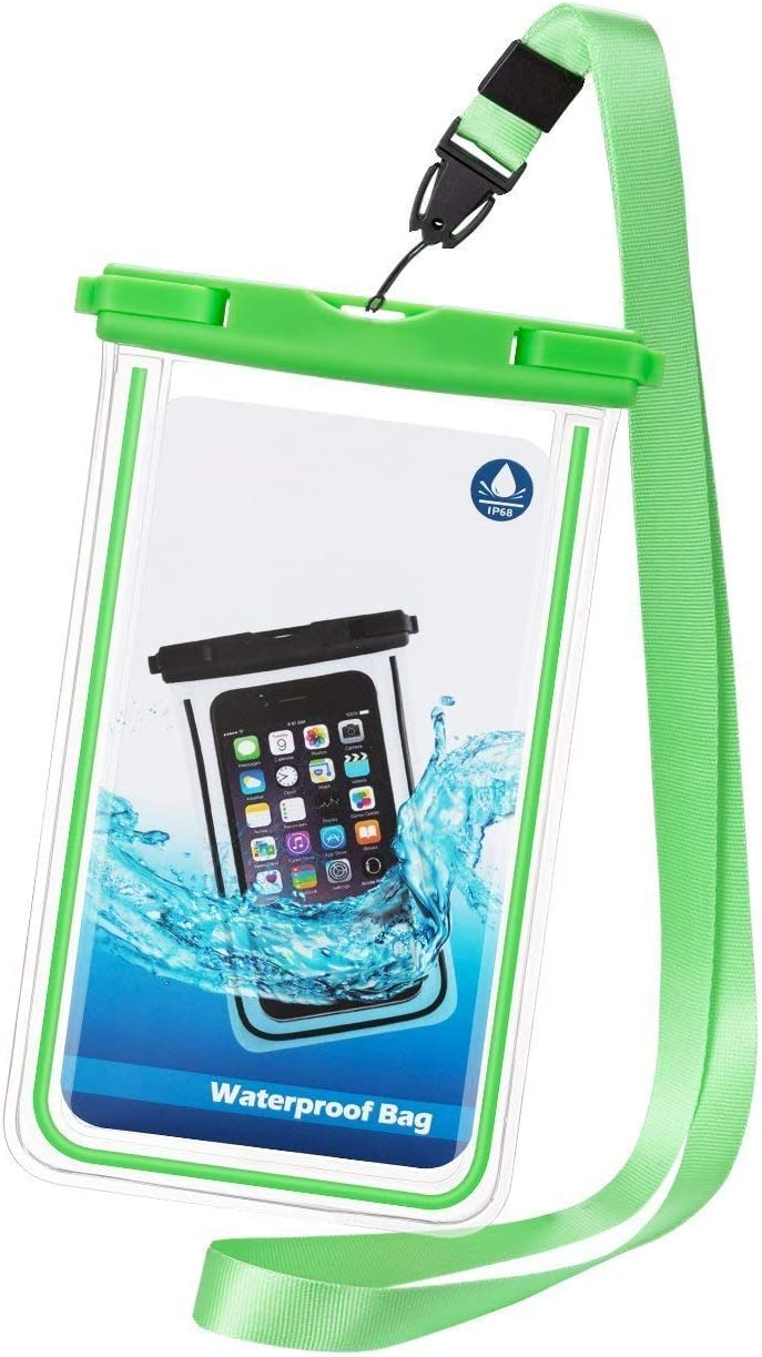 Funda Impermeable Smartphone IPX8 Bolso Impermeable, Bolsa ...