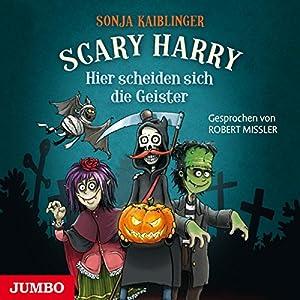 Hier scheiden sich die Geister (Scary Harry 6) Hörbuch