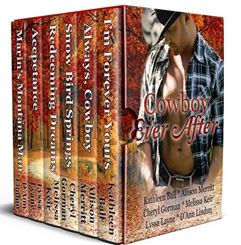 Cowboy Ever After (Cowboy Mine Book 3)