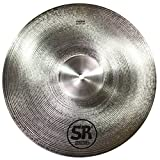 Sabian SR2 Factory Refreshed B20 Bronze Cast Cymbal - 18'' Thin, Crash/Ride