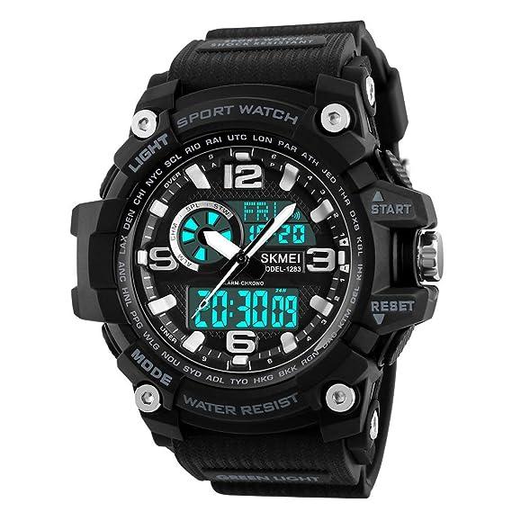 Digital Watches Sporting Skmei Digital Watches Men Led Back Light Digital Watch Waterproof Mens Wrist Watch Sport Watches For Men Relogio Masculino 2018 Watches