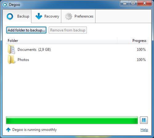 Amazon com: Degoo - 100 GB Free Cloud Backup [Download]: Software