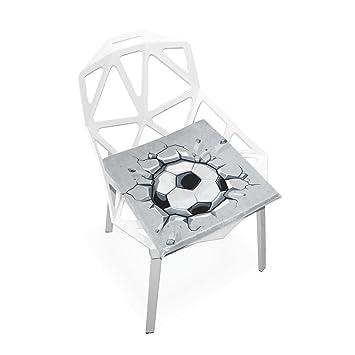 Amazon.com: PLAO - Almohadillas para sillas, diseño de ...