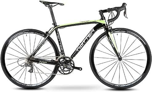 H-LML Bicicleta de Carretera de Aluminio 22 velocidades Cambio de ...